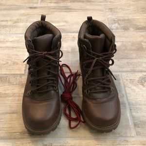 BOYS | Hiking Boots | Brown